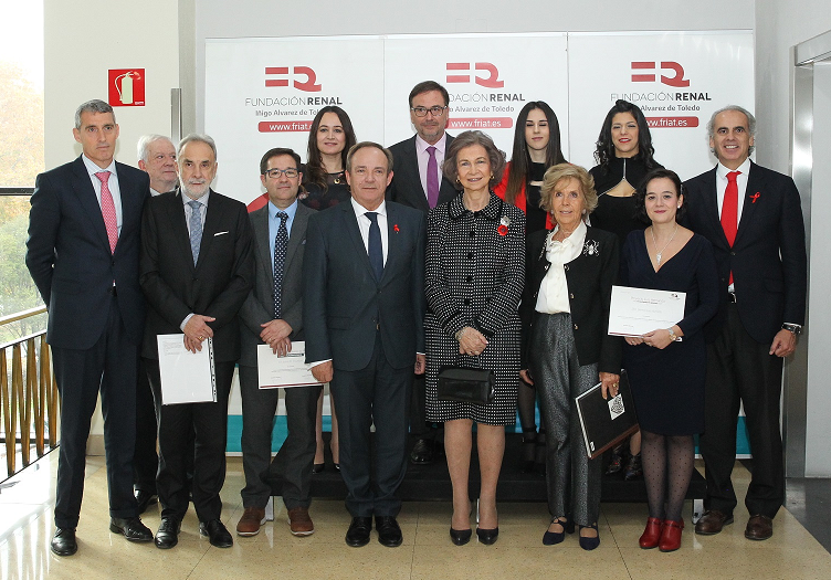 Premiado un proyecto dirigido por la Dra. Gema Ruiz Hurtado, del Hospital 12 de Octubre, en los Premios de investigación en nefrología 2017