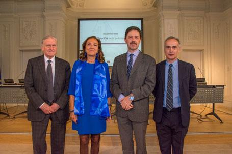 "El Dr. Ortiz Romero, investigador del Instituto i+12, ha participado en el primer foro de ""Encuentros ISCIII"""