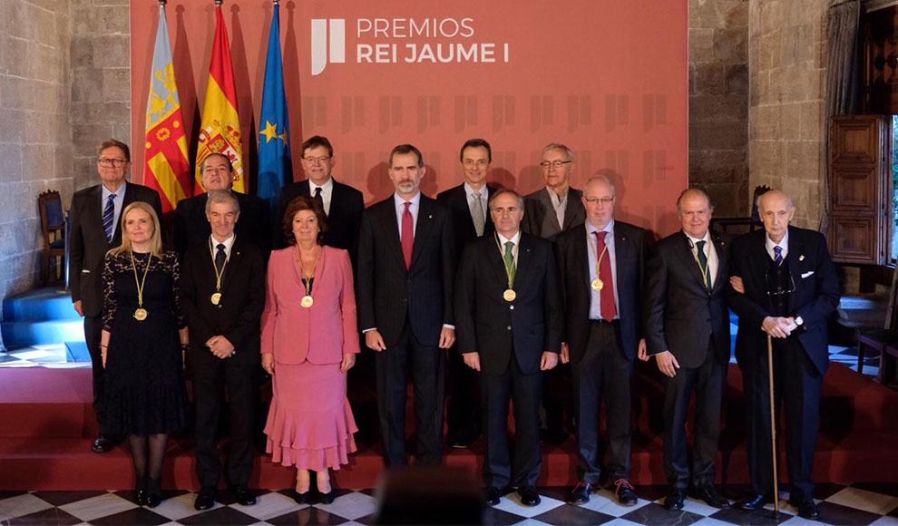 Galardonada la Dra. Vallet con el premio Jaume I en investigación básica