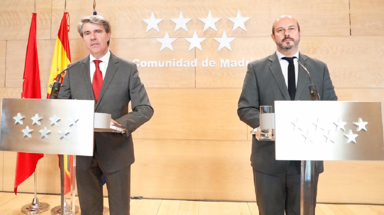 Premios honoríficos de la sanidad madrileña. El Dr. Joaquín Arenas Barbero, Director Científico del Instituto i+12, se encuentra entre los premiados en la categoría Cruz de Honor de Oro.