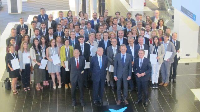 La Caixa entrega 79 becas para proyectos de investigación pionera y de gran impacto social por un importe de 28 millones de euros.