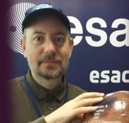 """Conferencia """"La exploración del espacio, la aventura que une a toda la humanidad""""."""