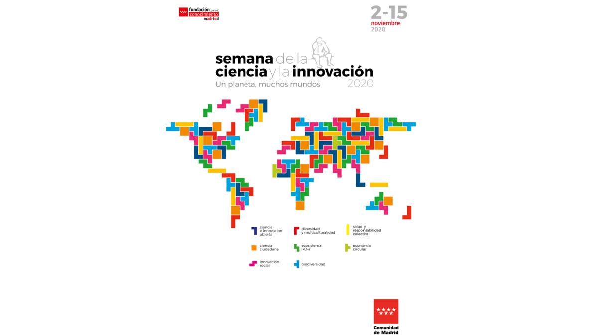 XX SEMANA DE LA CIENCIA Y LA INNOVACIÓN 2020